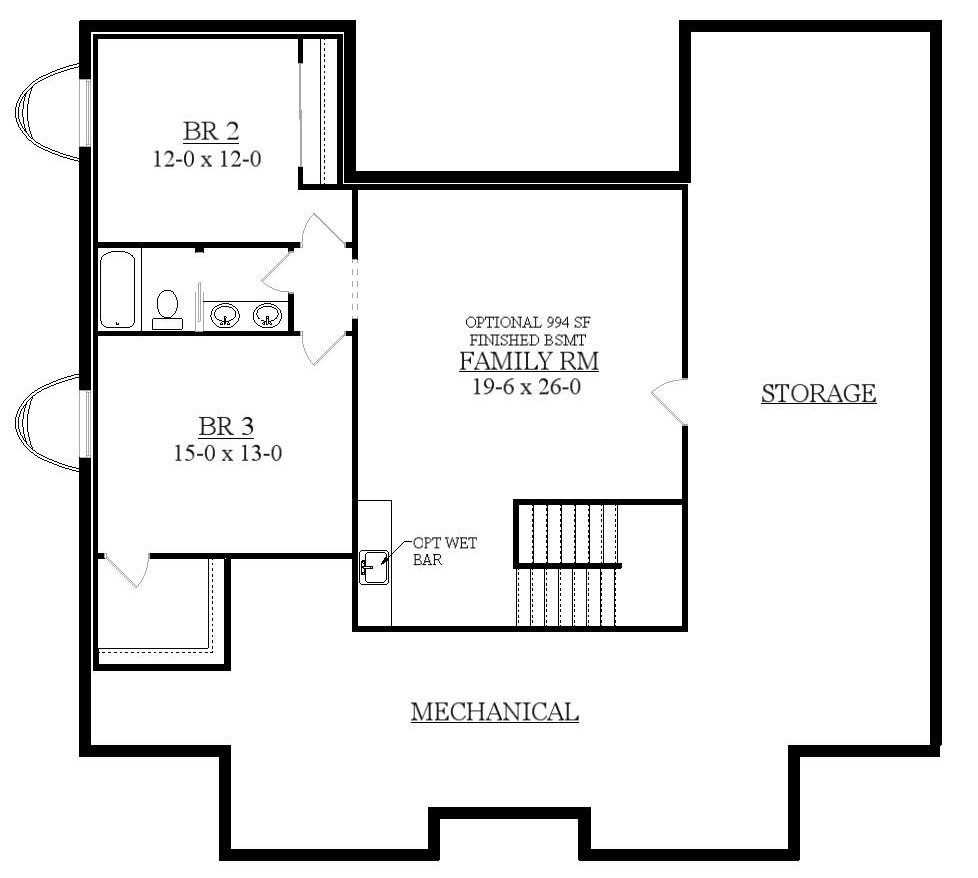 Novarra Second Floor