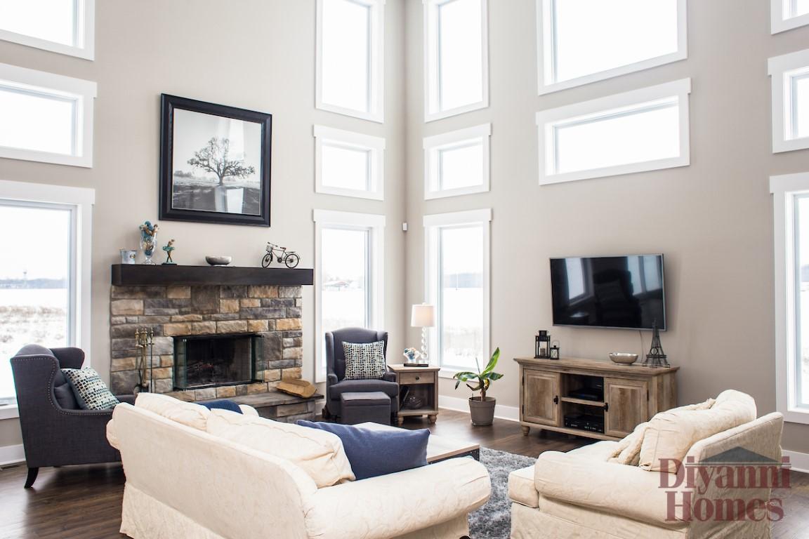 Carrington Living Area