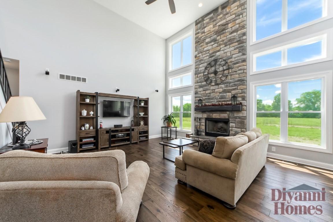 Aspen Living Area